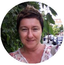 Jankó Erika - az Otthonapolas.org vezetője